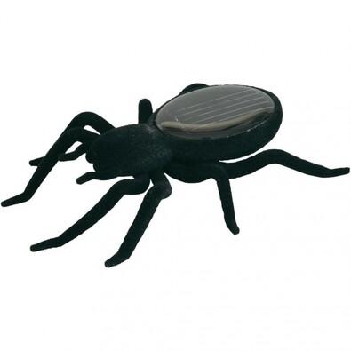 Solární pavouk, černá