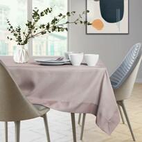 AmeliaHome Față de masă Empire, roz pudră, 110 x 110 cm