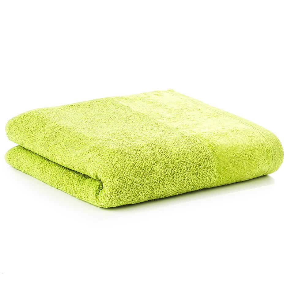 Jahu Uterák Velour zelený, 50x100 cm, 50 x 100 cm
