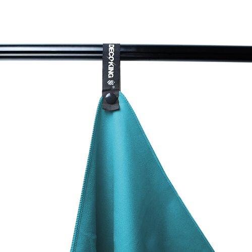 DecoKing Fitness Ekea törölköző türkiz, 70 x 140 cm