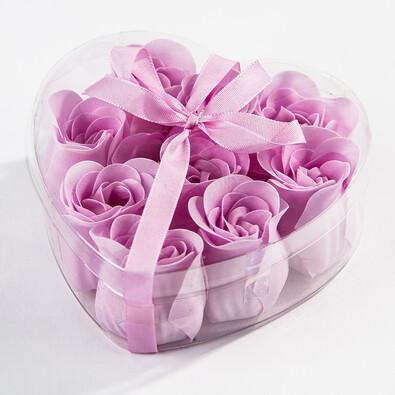 Mýdlové květy růžové
