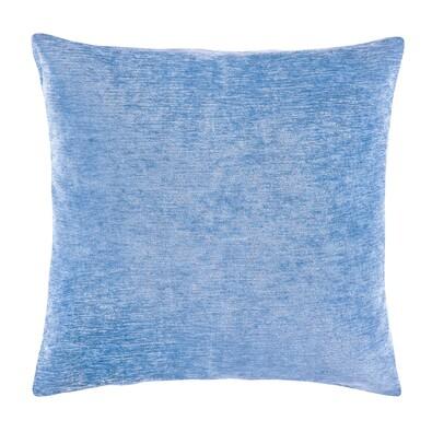 Polštářek Žaneta světle modrá, 44 x 44 cm