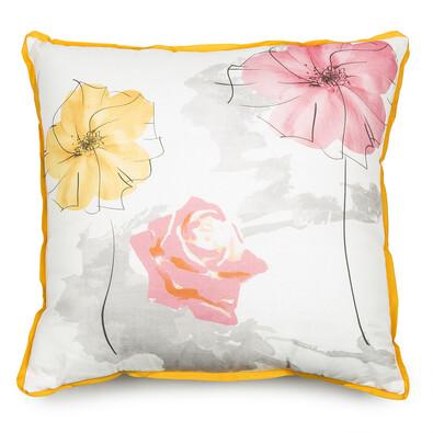 Polštářek Romance Roses, 60 x 60 cm