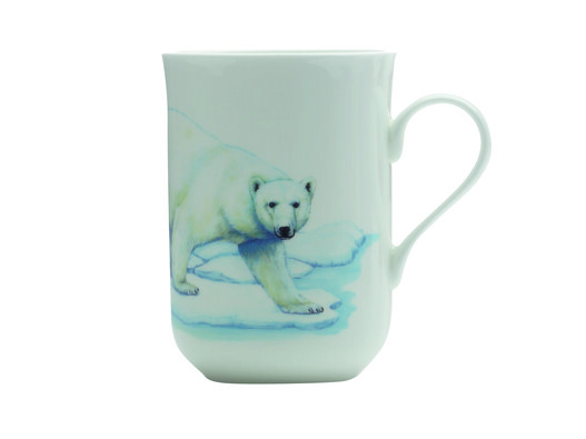 Maxwell & Williams Animals Lední medvěd hrnek