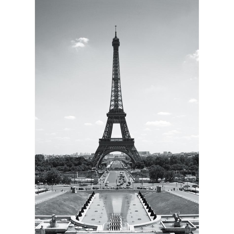 Fototapeta Eiffelova veža 158 x 232 cm, Wall