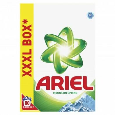 Ariel prací prášek Mountain Spring 5,6 kg