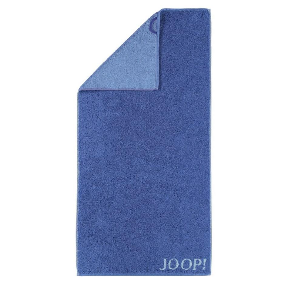 Osuška JOOP! Plaza Doubleface Azur, 80 x 150 cm