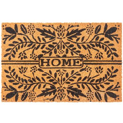 Kokosová rohožka Folk Home, 40 x 60 cm