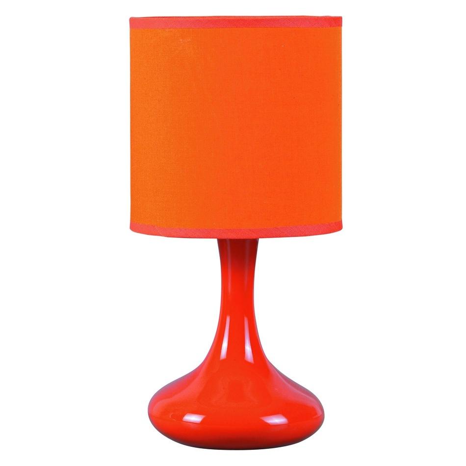 Rabalux 4243 Bombai stolní lampa, oranžová