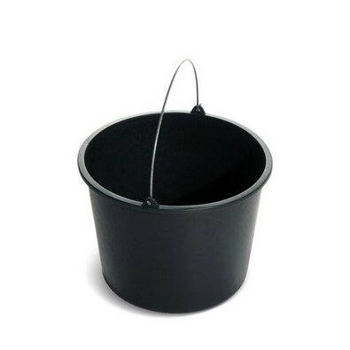 Vedro MALTOVNÍK 16 litrov, čierna
