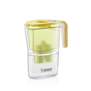 BWT filtrační konvice Vida 2,6 l, žlutá + 1 x filtr