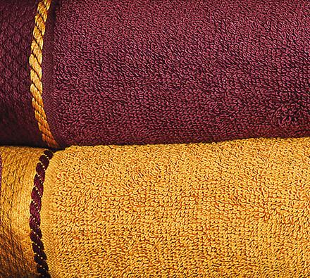 luxusní bavlněné osušky diana