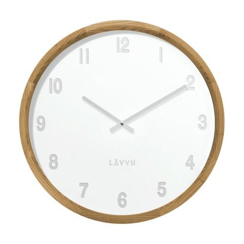 LAVVU FADE LCT4060 dřevěné hodiny