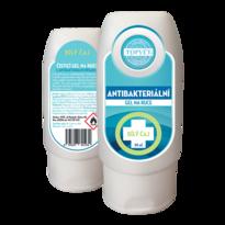 Topvet Antibakteriálny gél na ruky Biely čaj, 50 ml