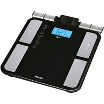 Sencor SBS 8800BK bluetooth fitness váha, čierna
