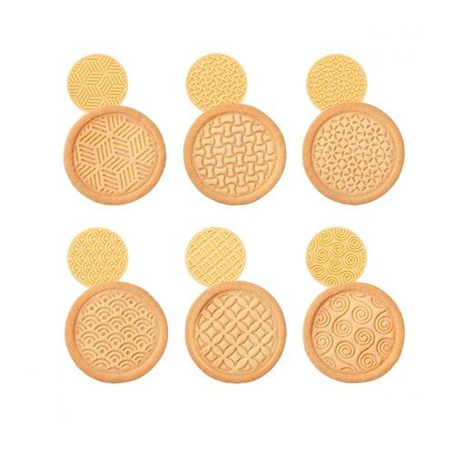 Tescoma Razítko na sušenky DELÍCIA, 6 dekorů