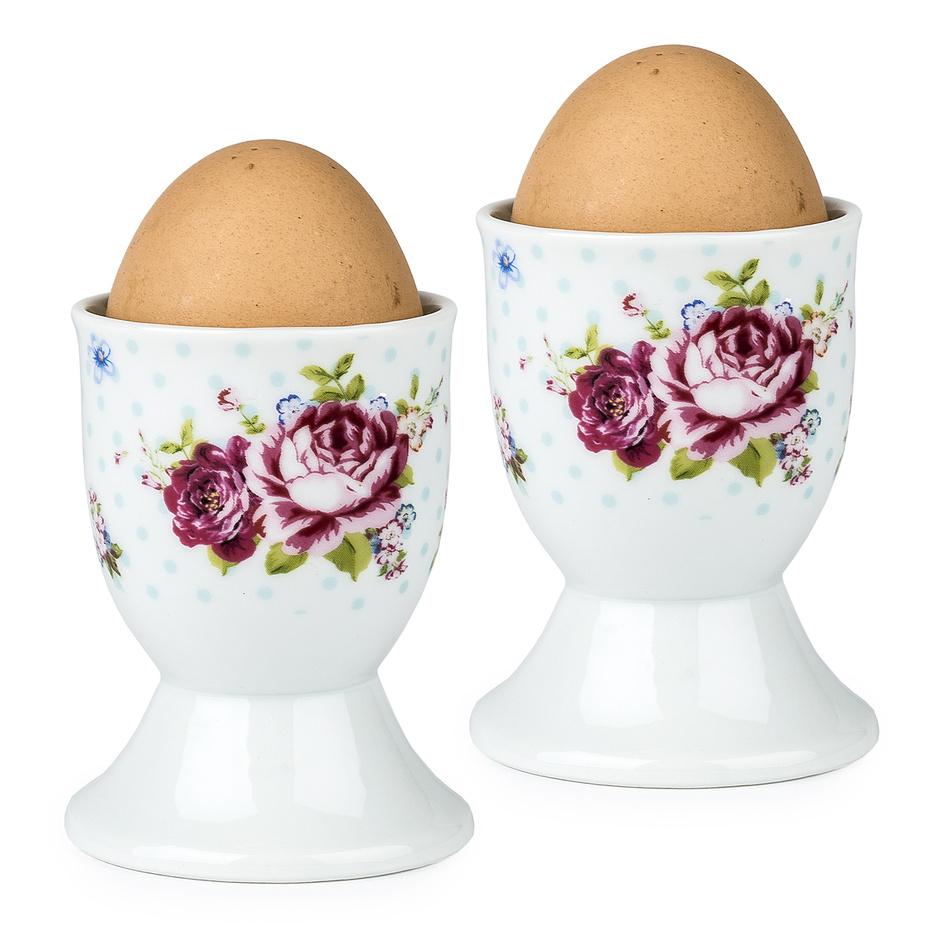 Kalíšok na vajce English Rose