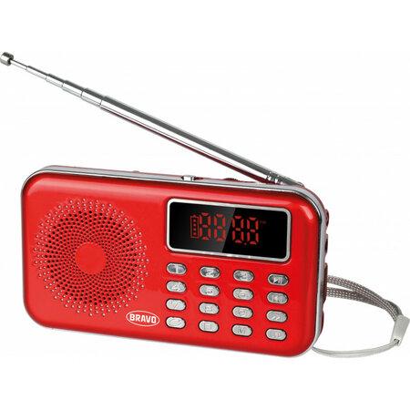 Bravo B-6040 digitálne rádio Sem