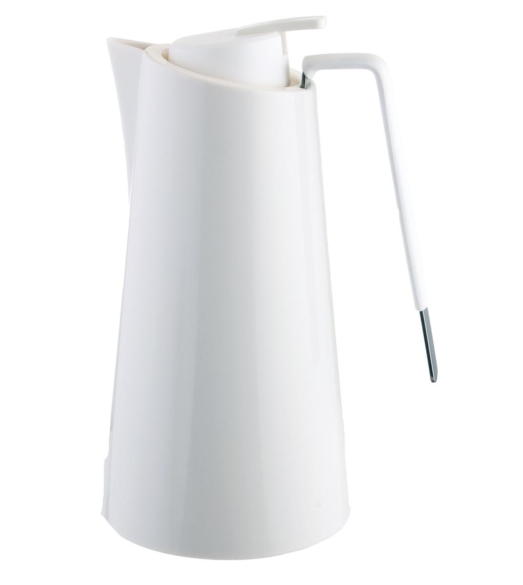 Florina Konferenčná termoska 1,5l, biela,