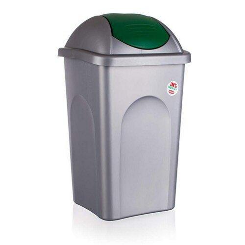 Multipat odpadkový kôš 60 l zelená