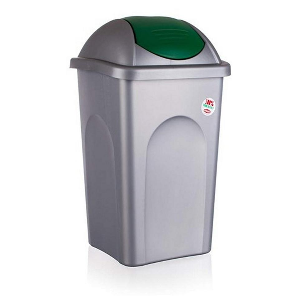 Multipat odpadkový kôš 60 l zelená, 5570158 vetro-plus, 60 l