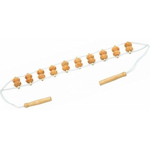 Masażer drewniany do masażu pleców, 110cm