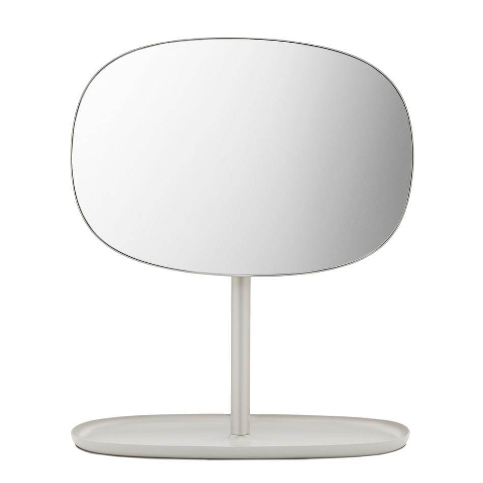 Normann Copenhagen Zrkadlo Flip Mirror, pieskové