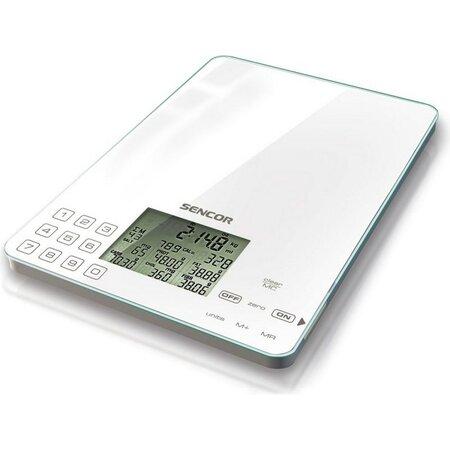Sencor SKS 6000 konyhai mérleg