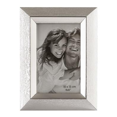 Fotorámeček Silver 10 x 15 cm