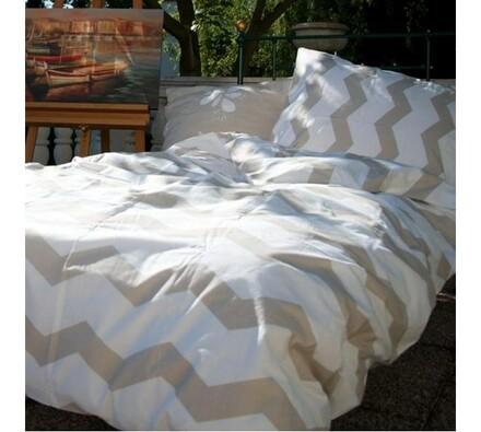 Bavlněné povlečení Stefanie, 140 x 200 cm, 70 x 90 cm