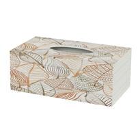 Box na kapesníky Leafs, 24,5 cm
