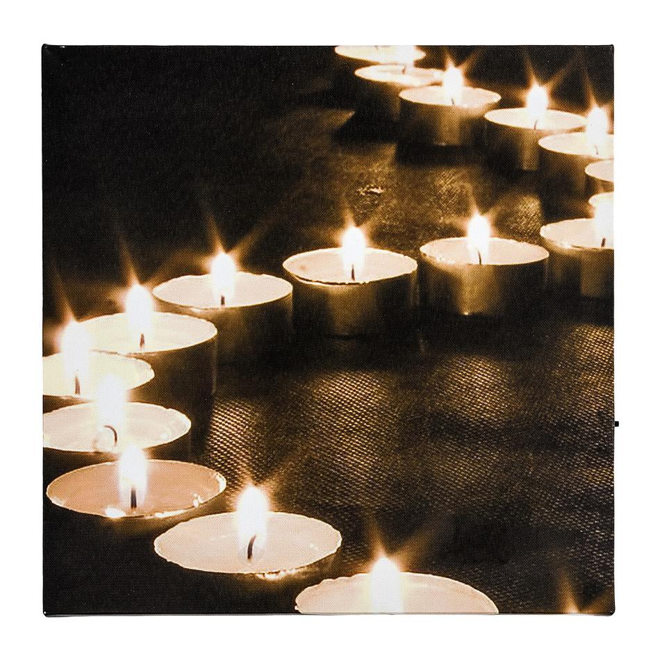 Obraz vianočné sviečky