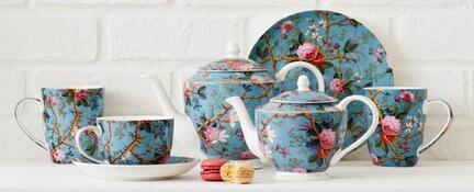 Maxwell & Williams Victorian Garden čajová konvice