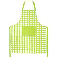 4Home Fartuch kuchenny Zielona kropka, 70 x 90 cm