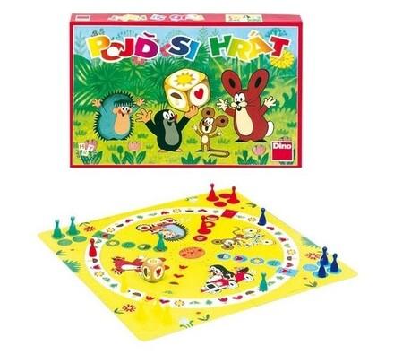 Hra Pojď si hrát Dino Toys, vícebarevná