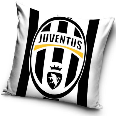 Polštářek Juventus FC, 40 x 40 cm