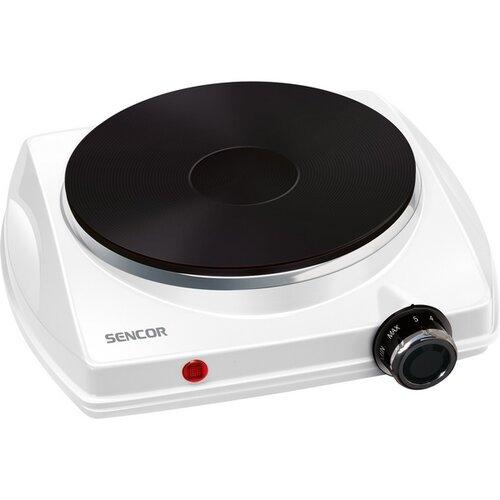 Sencor Jednoplotýnkový vařič Sencor SCP 1503 WH