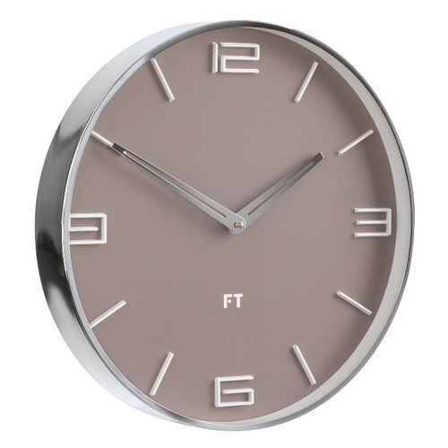 Future Time FT3010BR Flat café latte 30cm