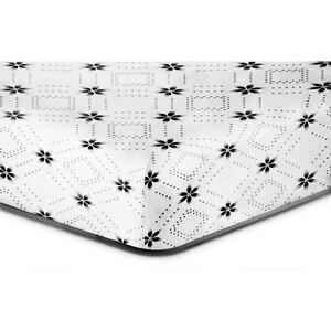 DecoKing Prostěradlo Snowynight S2 mikrovlákno, 90 x 200 cm, 90 x 200 cm