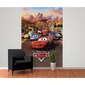 Fototapeta dětská Cars 158 x 232 cm