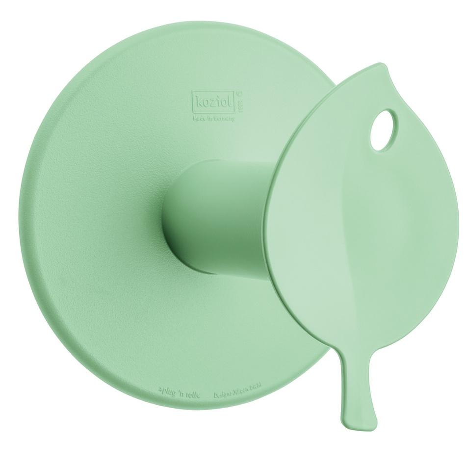 Koziol Držák na toaletní papír Sense, zelená