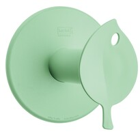Kozioł Uchwyt do papieru toaletowego Sense, zielony