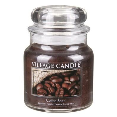 Village Candle Vonná svíčka Zrnková káva - Coffee bean, 397 g