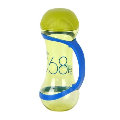 Sportovní fľaša Činka 560 ml, sv. zelená