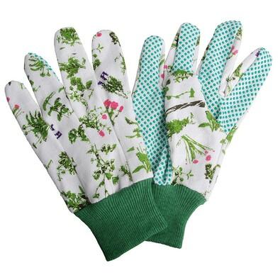 Zahradní rukavice bylinky