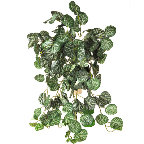 Floare artificială Begonie, 80 cm