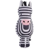 Dětský polštářek Zebra, 40 x 50 x 9 cm