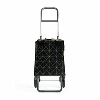Rolser Nákupní taška na kolečkách BMik Star Logic RG, černo-bílá