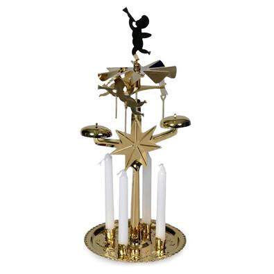 Andělské zvonění DE Luxe zlatá
