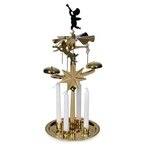 Andělské zvonění DE Luxe zlatá (595883) od www.4home.cz